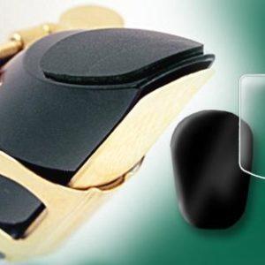 BG FOGVÉDŐ 0,4 mm, vékony, átlátszó, kicsi, 6 db/cs  200,-Ft/db
