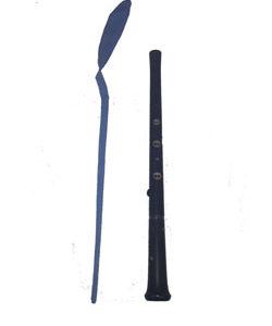 WOLF OBOA kezdőknek, f1, billentyűk nélkül, oboa náddal fújható
