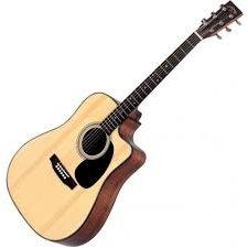 Akusztikus gitárok / Acoustic guitars